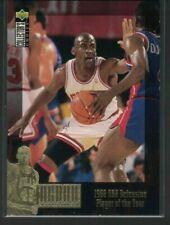 95-96 Upper Deck CC Michael Jordan #JC3 Jordan Collection Bulls