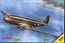 MPM Models 1/72 DOUGLAS DC-2 Military Transport