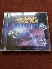 Space Heroes Orchestra : Music From Star Wars Greatest Hits CD 1999