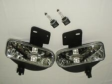 GMC Yukon 2500 FOG LIGHTS LAMPS PAIR w BULBS 2000 2001 2002 2003 2004 2005 2006