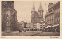 Post Card - Praha / Prag - Altstädter Ring
