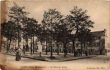 CPA Paris 18e Vieux Montmartre La Place du Tertre (284537)