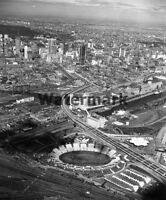 CFL 1960's Montreal Autostade Past Home of the Montreal Alouettes 8 X 10 Photo