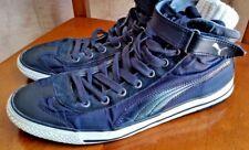 Puma 917 Mid, 349939-01, Black, Size 10.5