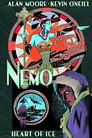 Nemo Heart of Ice Hardcover GN League of Extraordinary Gentlemen Alan Moore NM