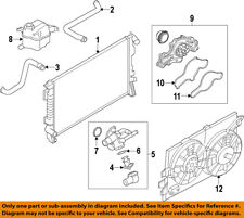 genuine oem cooling system hoses \u0026 clamps for ford explorer for sale