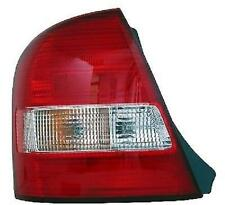 left side drivers tail rear light for MAZDA 323 F / S sedan saloon 01-04