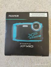 Fujifilm Finepix XP140 16.4MP Point & Shoot Camera - Sky Blue