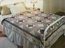 Heather Mist Quilt Pattern Pieced MR