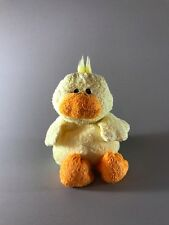 Pluffies Duck, TY pluffies Duck, Puddles the Duck, baby gift, infant gift, EUC