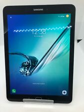 Samsung Galaxy Tab S2 9.7 Inch 32GB WiFi and SIM Unlocked Black Tablet