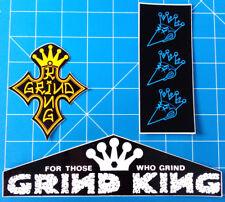 GRIND KING VINTAGE STICKER PACK #6. KIT OUT THE BEER FRIDGE!!**