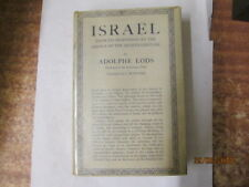 Acceptable - Israel from Its Beginnings to the Middle of the Eighth Century - LO