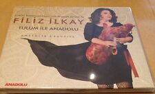 Tulum ile Anadolu CD Turkish Traditional Music with Bagpipe  Filiz Ilkay ilkay