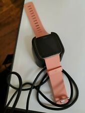 Fitbit Versa 2  Activity Tracker - Petal/Copper Rose PARTS ONLY DOES NOT PAIR