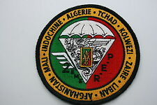 FRENCH FOREIGN LEGION 2ND REP CLOTH PATCH AFGHANISTAN INDOCHINA MALI