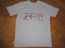 Cappadocia Turkey Unisex Classy Tourist T-shirt, Small Gray 100% Cotton