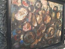 Öl Gemälde Avantgarde Abstrackt oil excellente Künstlerarbeit