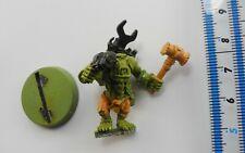 ORK MEK Metal Space Orks Army Painted GorkaMorka or 40K 1990s C1b