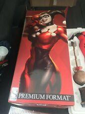Sideshow 1/4 Harley Quinn EXCLUSIVE Premium Format Statue Joker - STUNNING