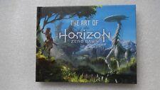 Horizon Zero Dawn Art Book PS4 - The Art of Horizon Zero Dawn PS4 Art Book ONLY