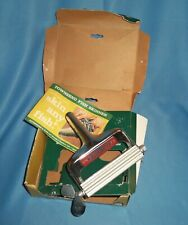 New listing Vintage Townsend Fish Skinner All Metal Original Box and Pamphlet