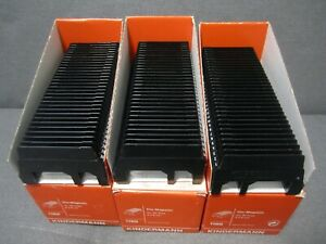 1 Lot of 3 Kindermann 1169 30 6x6 cm Slide Projector Magazine Trays Original Box