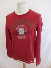 T-shirt Napapijri Rouge Taille L à - 56%