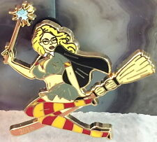 HOLLYWOOD TNT 2016 HALLOWEEN Harry Potter WIZARD Girl PIN Thursday Night Traders