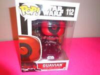 FUNKO POP! STAR WARS GUAVIAN  #112 THE FORCE AWAKENS