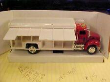 """Peterbilt 1/43 beverage truck red cab PBBTL mfg# SS-15803C apprx:8""""w NIB"""