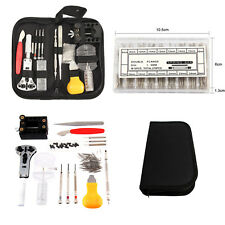 380 Pcs Watch Repair Tool Kit Watchmaker Back Case Battery Cover Remover Opener