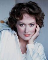 Meryl Streep 8x10 Photo 042