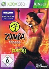 Zumba Fitness -  XBOX 360 (Kinect erforderlich) Usk 0. NEU/in Folie!