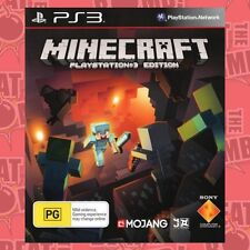 Minecraft  - PlayStation 3 game - BRAND NEW