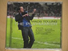 Mads Tolling the Playmaker feat STANLEY CLARK Russell Ferrante Stefon Harris NEUF