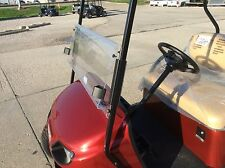 2014 E-Z-GO Txt Golf Cart Windshield Clear Fits The New Body Style 14-2017Model