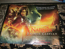 Narnia: Prince Caspian - 2008 - Original (D/S) UK Quad Poster