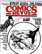 "Comics Revue No 99-1994-Strip Reprints- ""Modesty Blaze Cover!  """