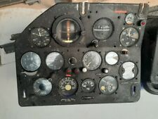 AN2 Left side Instrument panel