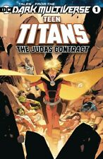 Tales From The Dark Multiverse The Judas Contract #1 12/11/19 Free Shipping