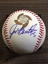 JOSE BAUTISTA signed official 2017 World Baseball Classic (WBC) baseball~JSA/COA