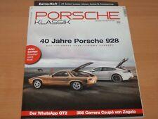 """PORSCHE KLASSIK 12 """"40 Jahre Porsche 928"""" ungelesen!"""