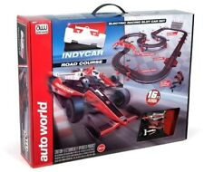 Auto World 16 Indycar Slot Car Race Set Rdzw0296
