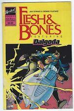 Flesh & Bones Featuring Dalgoda #3 Including The Bojeffires Saga 1 Alan Moore