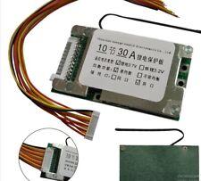 10S 36V 30A Li-ion BMS Trottinette electrique
