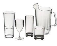 Set of Wine glasses, Highball, Whisky