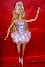 Sindy Vintage Hasbro Ice Skating doll  pink skates & tiara lilac tutu