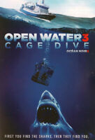OPEN WATER 3 - CAGE DIVE (BILINGUAL) (DVD)