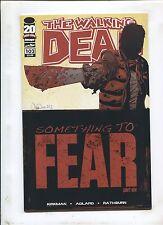 WALKING DEAD #102 (9.2) SOMETHING TO FEAR: PART SIX!